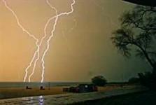 Zomer-Onweer