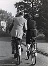 verliefd_stel_op_de_fiets