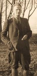 Jac. Gazenbeek in de dertiger jaren Foto: Archief JGS
