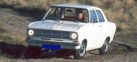in een oude Opel Kadett waren gestapt