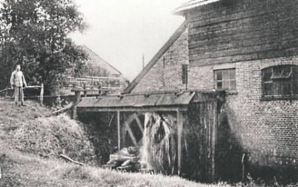 Papiermolen (foto: collectie W.de Wit)