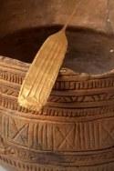 Klokbeker gevonden in grafheuvel op Oostereng. (Collectie Museum Het Valkhof)