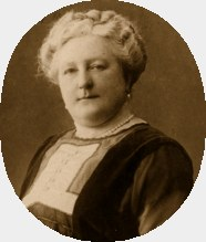 De tante van Johan, mevrouw Catharina Christina van Loghem, douairière Jonkheer Jan Emilius Meijer.(Foto: Archief Familie Hardon en Lisman)