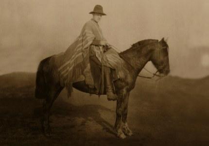 Cowboy Johan in Amerika (Foto: ©Archief Familie Hardon en Lisman)