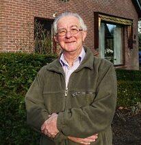 Schrijver en journalist Dick van der Veen