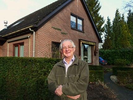 Dick van der Veen, humor is zijn echte wapen (Foto: ©Louis Fraanje JGS)