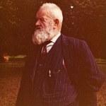 J.W.van Doorninck, kort voor zijn dood in 1968 (Foto: ©A.J.A.M. Lisman)