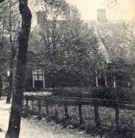 De woning waar Jan Holties zijn hele leven woonde
