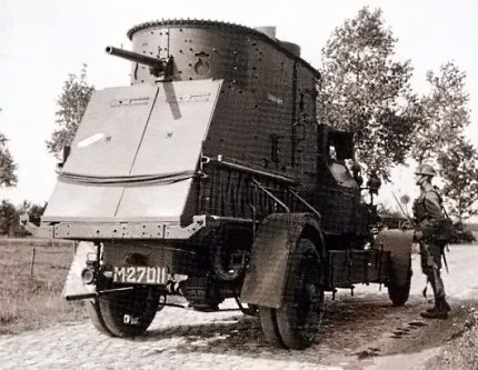 pantserwagen