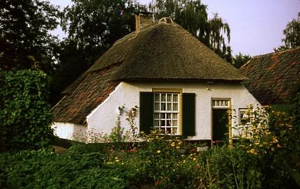 Oud Veluws boerderijtje in Bennekom