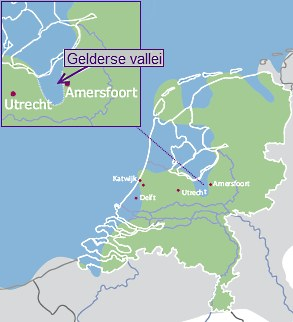 Nederland tijdens Eemien
