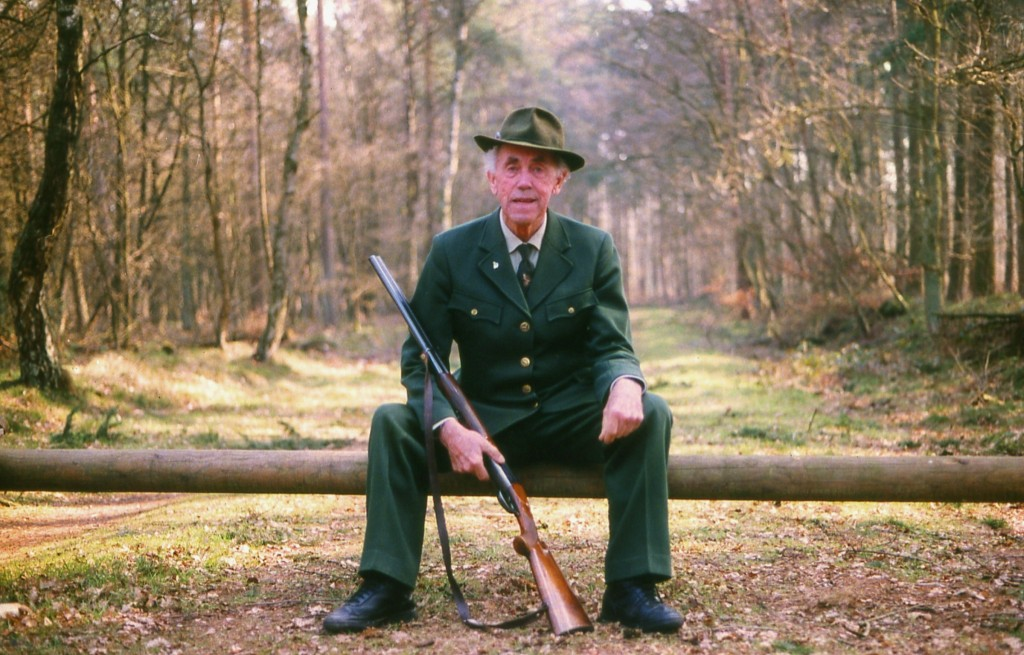 Van stroper tot jachtopzichter Cor Koppies (1913-1993) - Foto: ©Louis Fraanje
