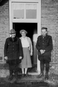 Driekus Minnen+vrouw en rechts Gijs van Velthuizen - kopie