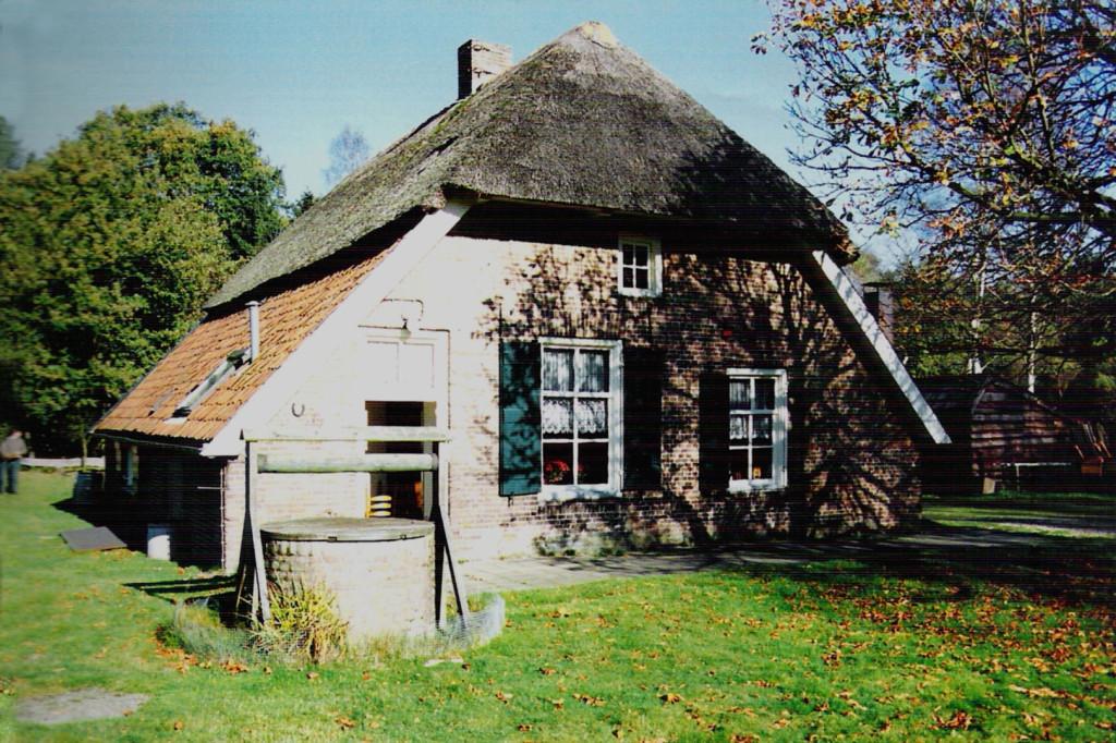 Jachtopzichters-woning Imbosch nr.6