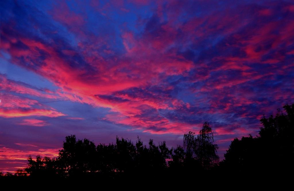 DSCN6912-magneta-a1-kl-web Vlammend morgenrood boven de Veluwe – Foto: ©Louis Fraanje