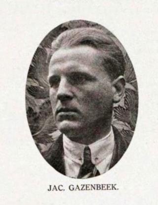 8 - Nederland - 1923 Herfstavond - 1