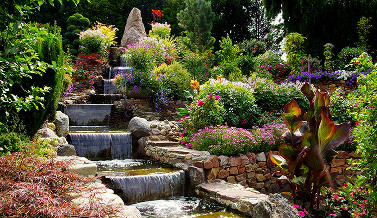 Waterval In Tuin : File tuin van bezinning waterval g wikimedia commons