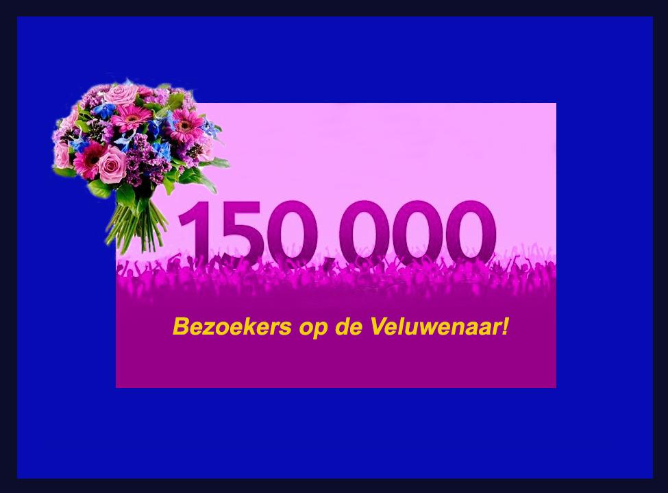 150000 visits
