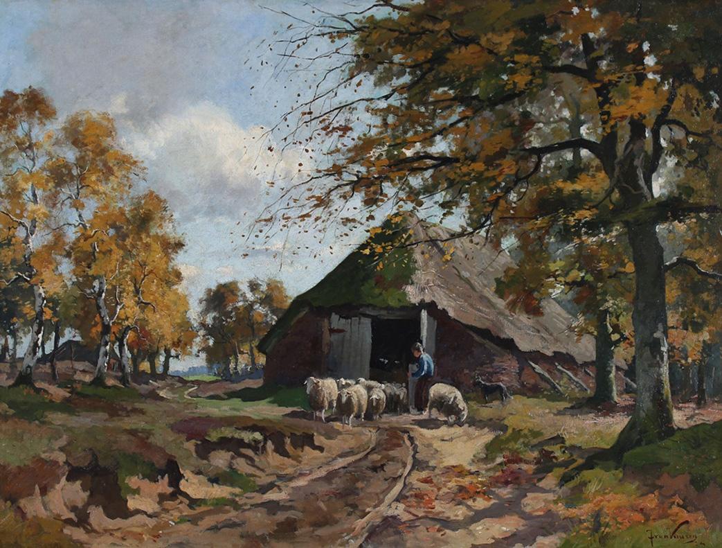 Schaapskooi-door-Jan-van-Vuuren - kopie