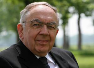 Portret ds. P. Molenaar