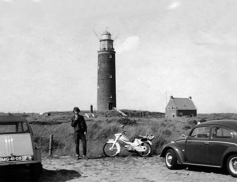 14 - Louis met Puch op Texel
