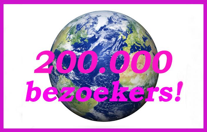 wereldbol - 200-000 - rand