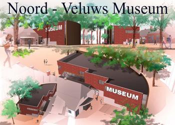 Noord-Veluws_Museum_artist_impression