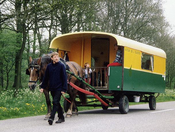 frans-echtp-kleinDe Franse 'globetrotters' hebben nog een hele reis voor de boeg – Foto: ©Louis Fraanje