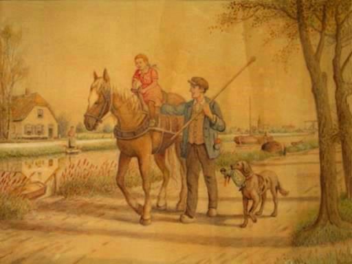 image5451scheepsjager-met-paard-en-meisje-tekening