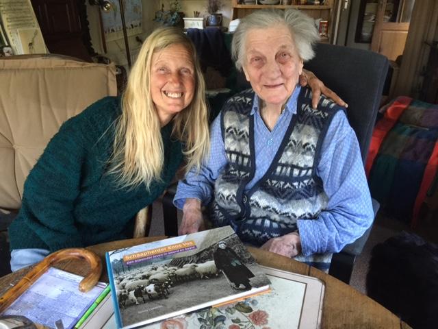Christien en Koos - Foto: Laura Hoogenwerf