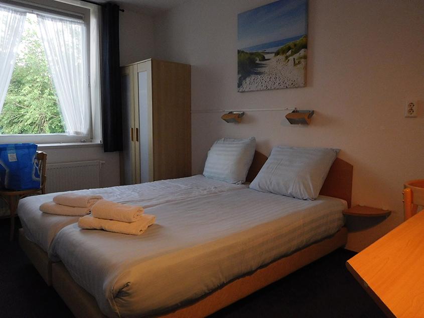 ...interieur van de hotelkamer - Foto's: ©Fransien Fraanje