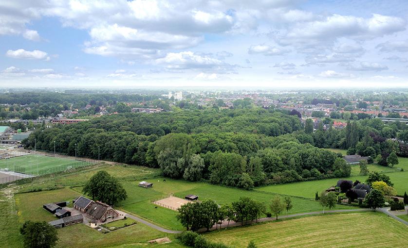 Barneveld - Luchtfoto: ©Jan van Uffelen