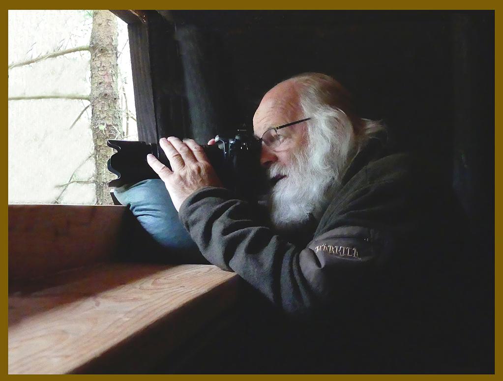 In de vogelhut – Foto: ©Jeannet Le Poole