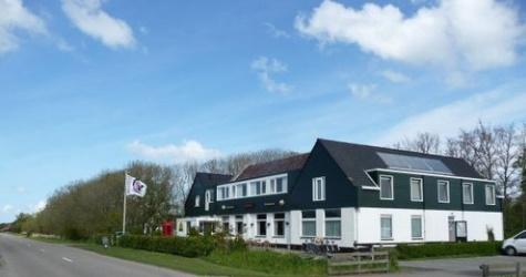Hotel De Kievit bij De Cocksdorp op Texel - Eigen ©opname