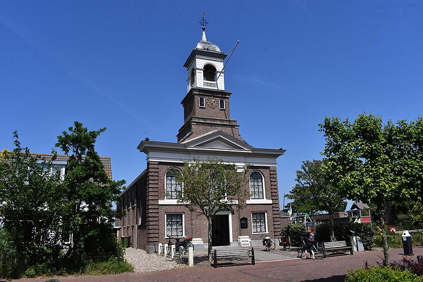 3 Foto 3 Noordwaarts Deel 44 Kerk Cocksdorp
