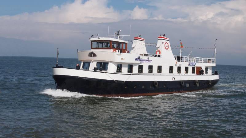 Foto 3 - Noordwaarts - Deel 42 - Texel 44 boot