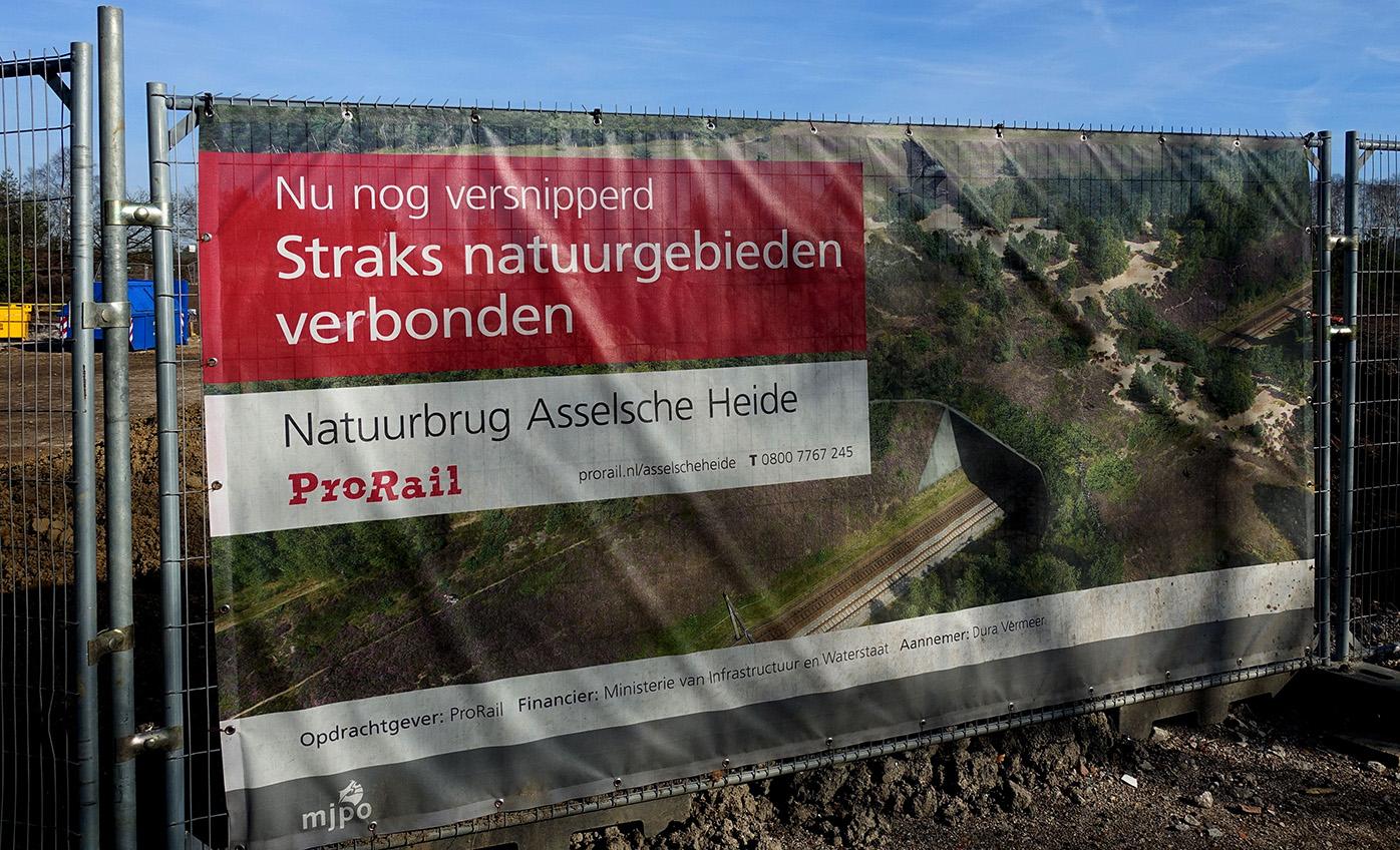 Nu nog versnipperd, straks natuurgebieden verbonden - Foto: ©Jan van Uffelen