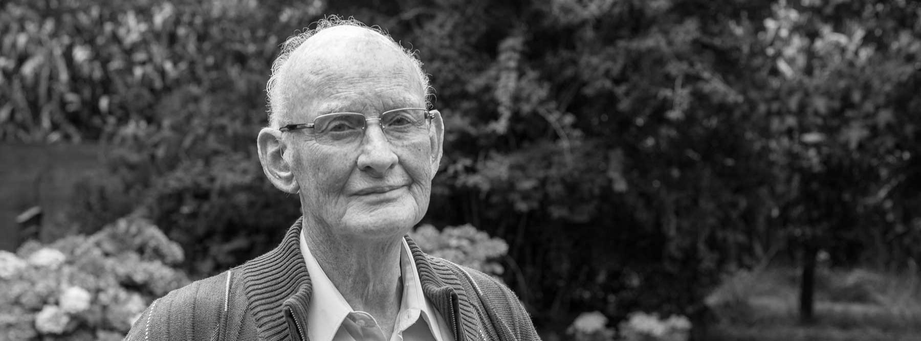 Otto Vaarkamp de oprichter van het bedrijf 'Vaarkamp' - Foto: ©Jan van de Lagemaat