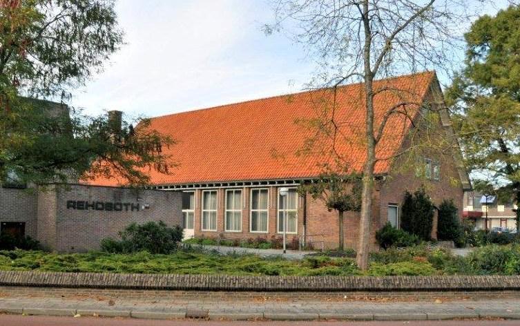 Kerkelijk Centrum Rehoboth - Gasthuisstraat 5 - 3771 HE Barneveld