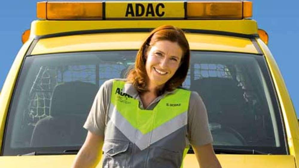 ADAC-Wegenwachter of 'Gele engel' Susa Bobke - Foto: ©ADAC