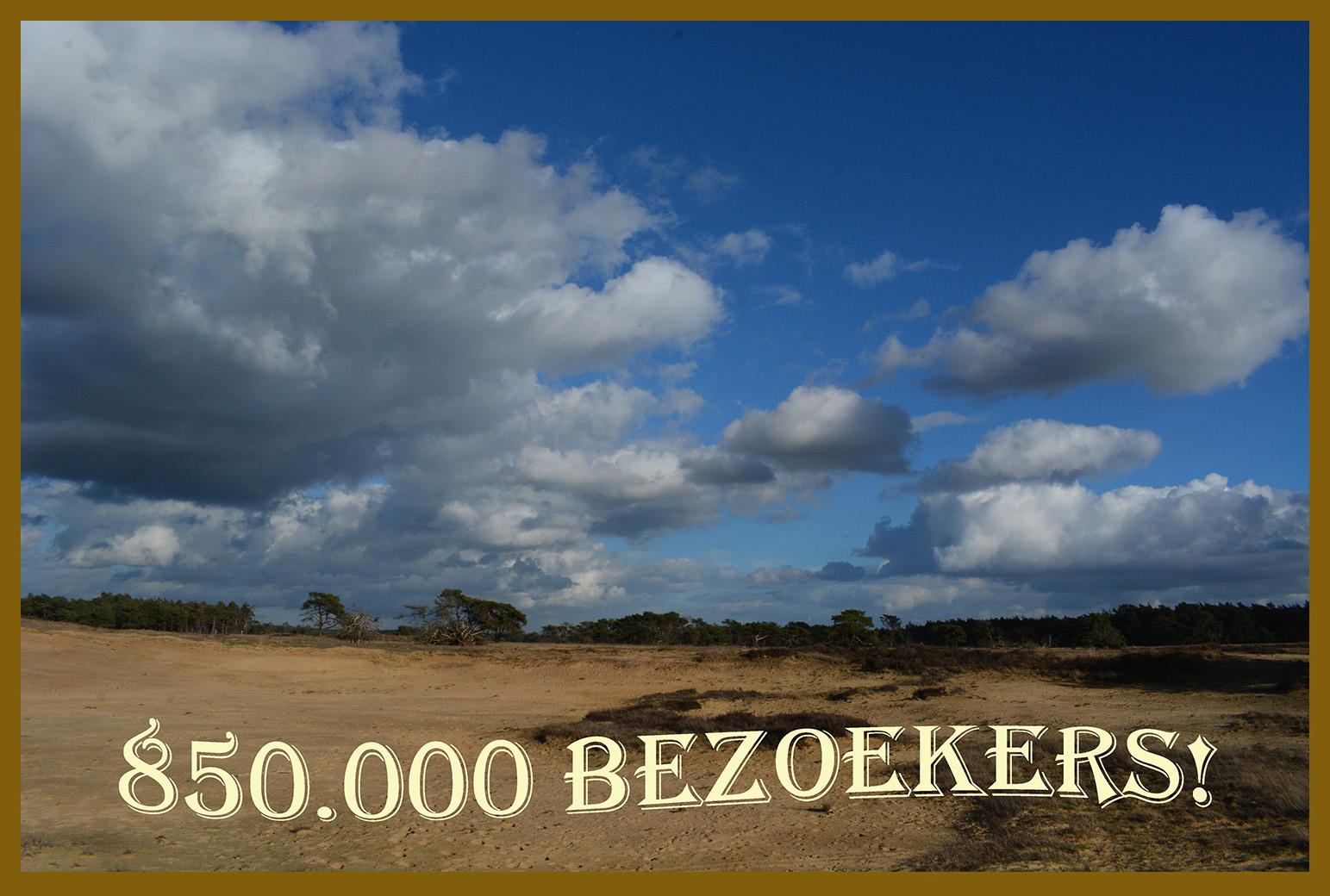 """Veel waardering voor weblog """"De Veluwenaar"""" op de Veluwe - Foto: ©Louis Fraanje"""