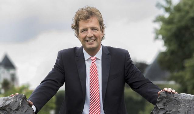 René Verhulst Burgemeester Ede