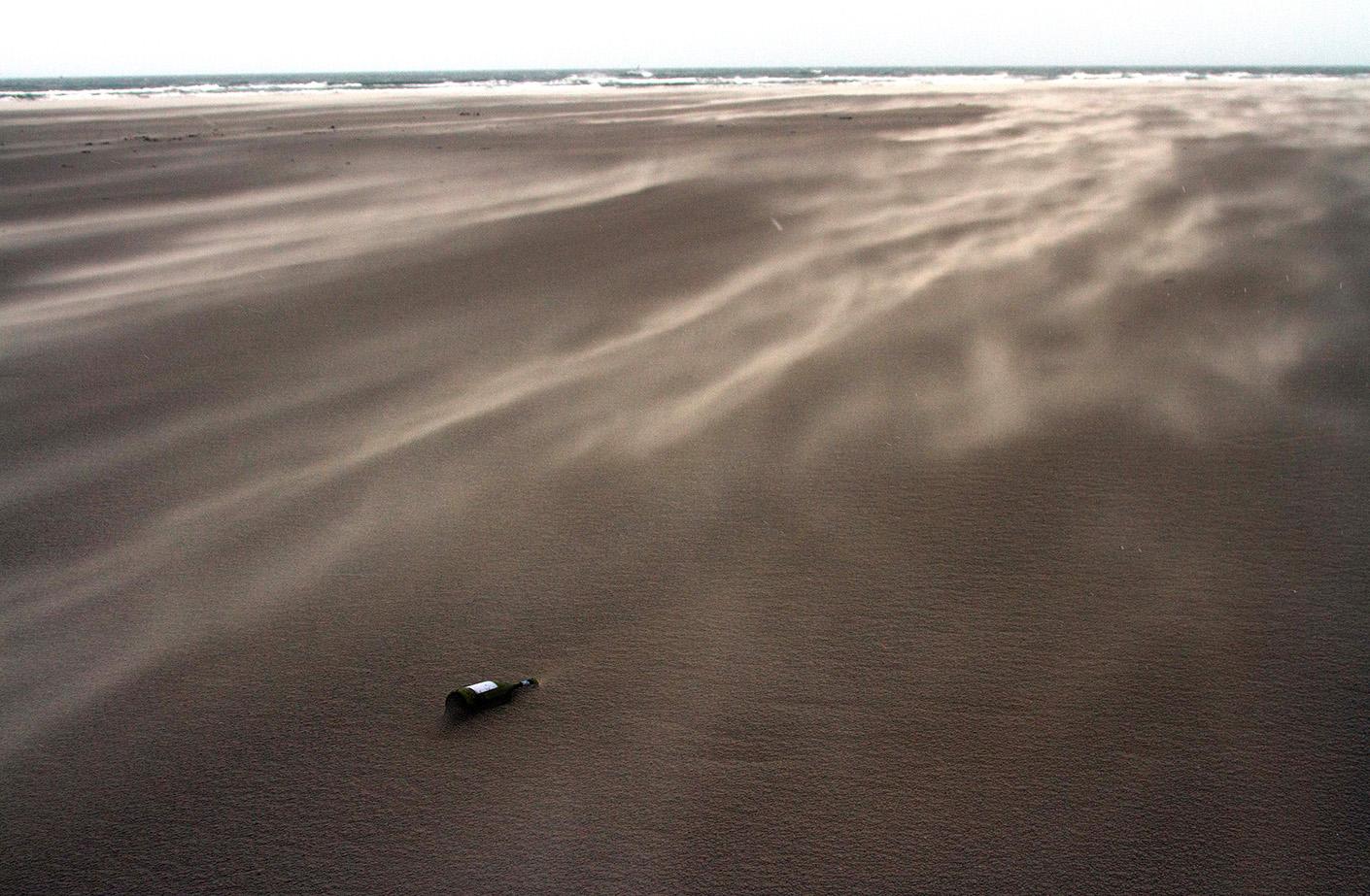 Spookwind op Terschelling - Foto: ©Anja Arentzen