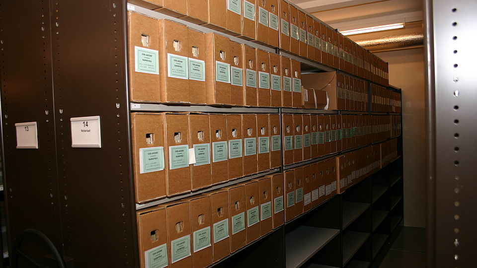 Het Gemeentearchief beheert een groot aantal verschillende collecties - Foto: ©Archief Gemeente Barneveld