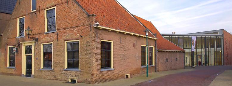 Museum Nairac aan de Brouwerstraat 1 in Barneveld - Foto: Museum Nairac