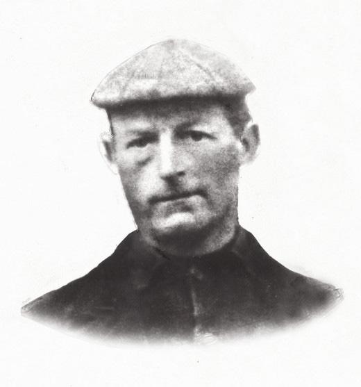 Opa Gerrit van Uffelen (1869-1926)