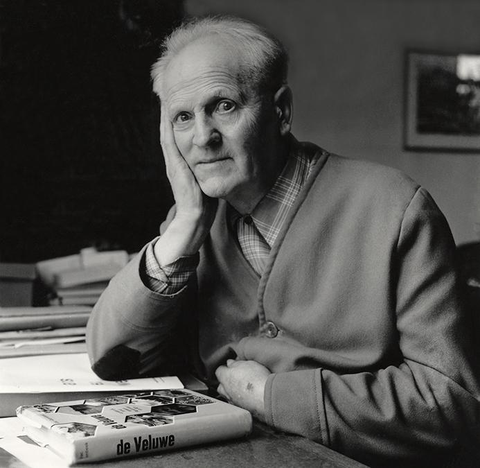 Schrijver, natuurvriend en folklorist Jac. Gazenbeek (1894-1975)