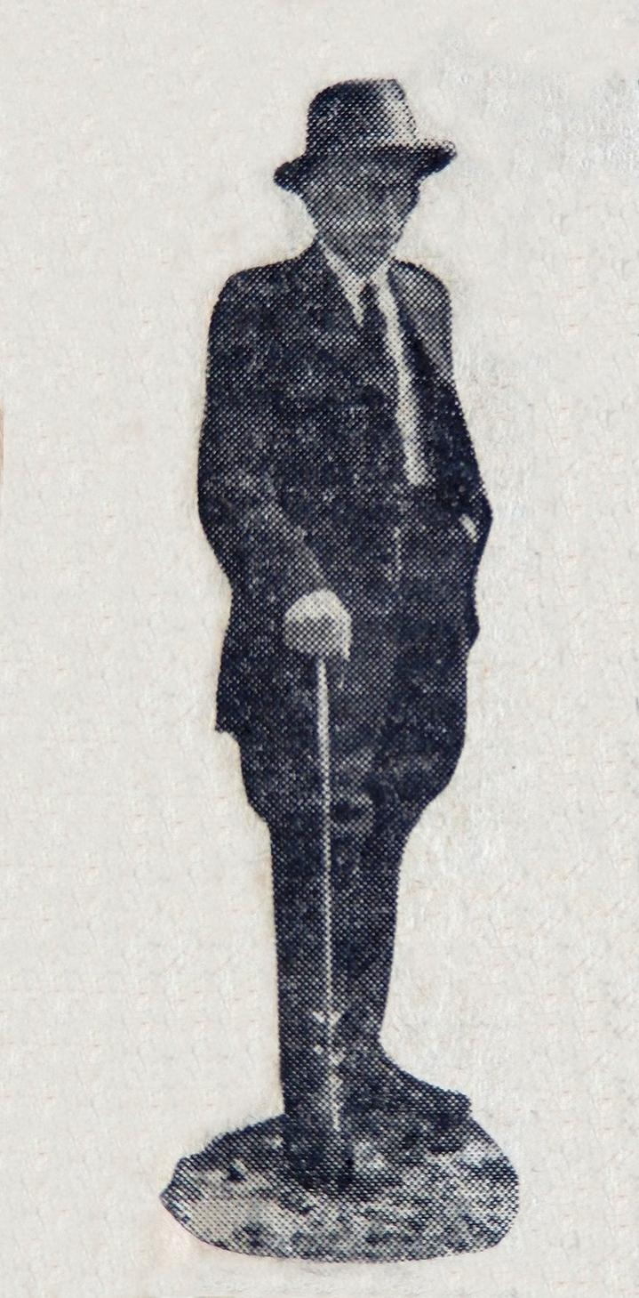Boswachter G. Mulder