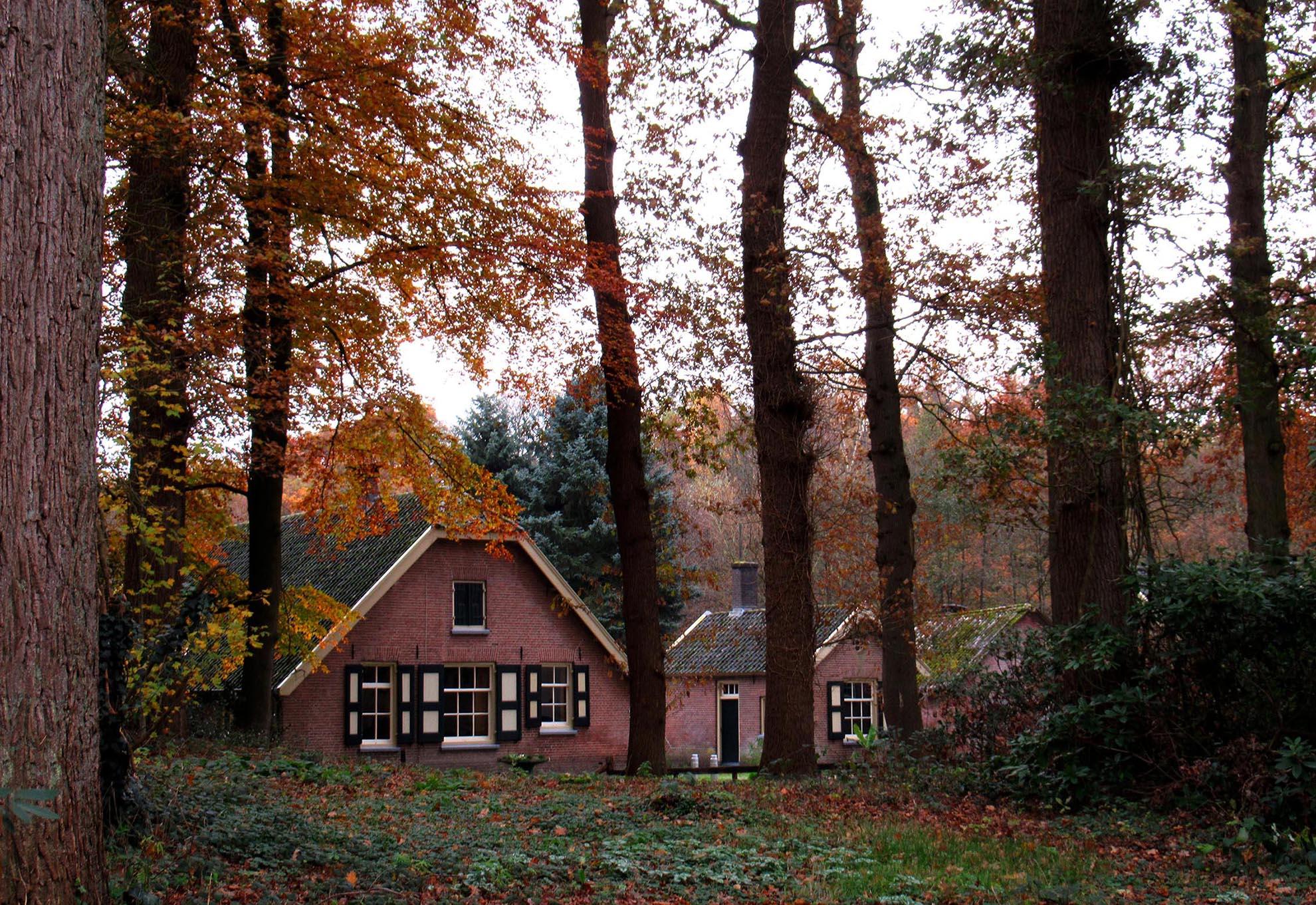 Boerderij met bakhuis en washok op Oud Groevenbeek -Foto: ©Fransien Fraanje