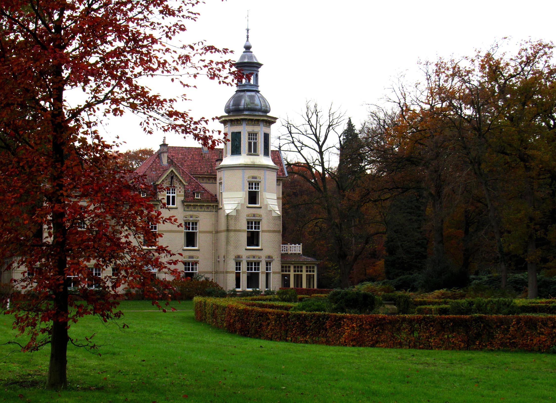 Het prachtige landhuis Oud Groevenbeek – Foto: ©Fransien Fraanje